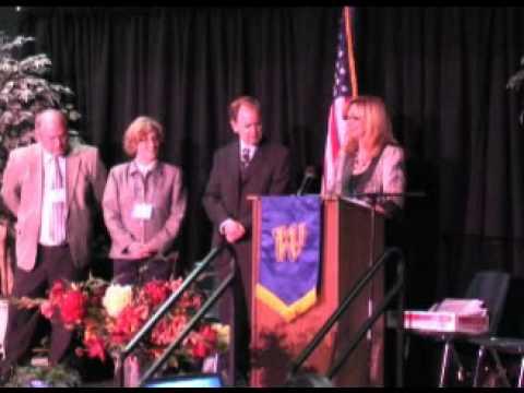 Scholarship Reception-October 2009