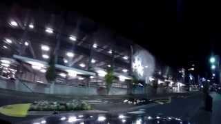 MIDNIGHT ROAD TRIP! (Hero4 Black nightmode drivelapse & 4k video)