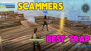 Rich Kid gives Noob RAREST Grave & Digger Guns in Fortnite Save the World PVE