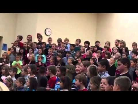 Mount horeb primary center fall concert part 3