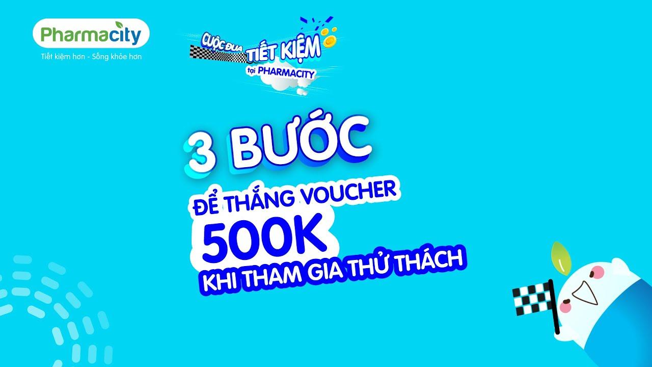THẮNG 500K, THAM GIA NGAY CUỘC ĐUA TIẾT KIỆM!!!