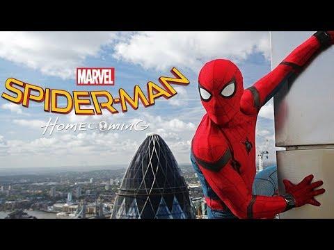 הסודות של מארוול: ספיידרמן השיבה הביתה