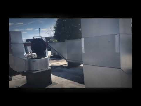 Pawtucket RI Kitchen Exhaust Fan Cleaning - Rooftop Vents