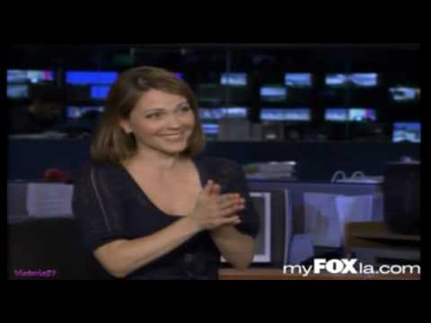 Kelli WIlliams Behind The Scenes Interview