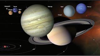 Солнечная система. Интересные Факты.2017