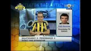 FB TV - Wesley Sneijder'in Fenerbahçe'ye 1.Golü.. (18.10.2014)