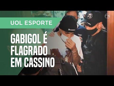 Gabigol, detenido en un casino clandestino