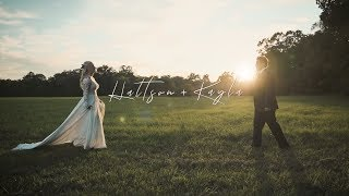 Halston and Kayla Ballard | Wedding Highlight (Dan + Shay - Speechless)