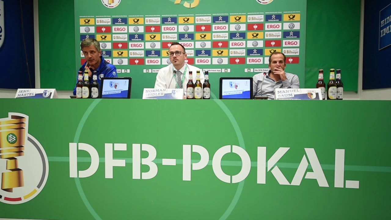 Dfb Pokal 1 Hauptrunde