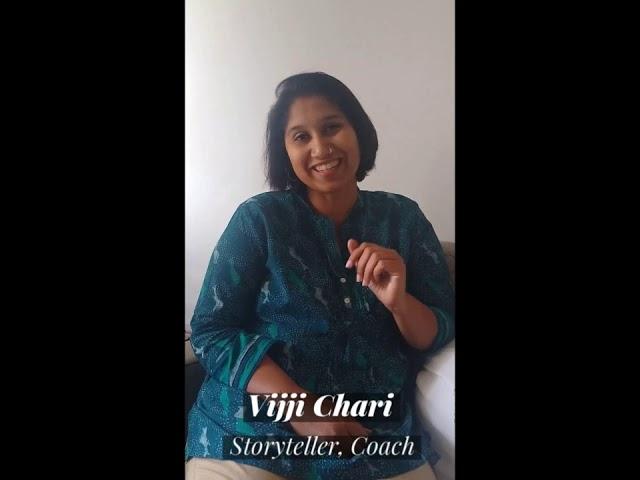 Story Vlog # 7 - The Wise Sufi by Vijji Chari