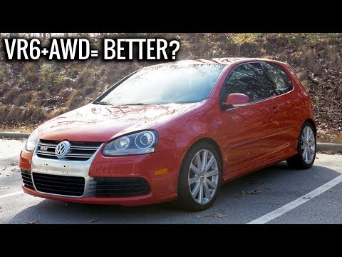 Why the VW R32 is Better Than the GT! - R32 vs GTI Comparison.