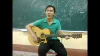 Guitar Với anh em vẫn là cô bé ^^ _ c.l.b guitar tnmc