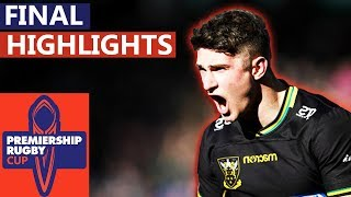 Northampton vs Saracens | Premiership Rugby Cup FINAL 2018/19