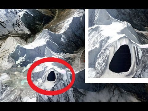 12 Places Google Earth is Hiding From You...