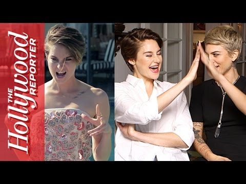 Shailene Woodley: Our Favorite interview Moments with the actor