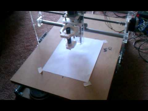 Bluumax CNC Router Kit (low )