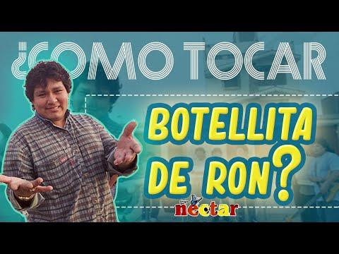 """Cómo Tocar """"Botellita De Ron"""" Grupo Nectar - Acordes En Guitarra"""