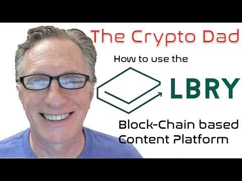 How to use the LBRY Blockchain based Content Platform