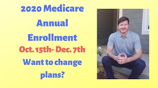 Gambar cover Medicare Open Enrollment 2020
