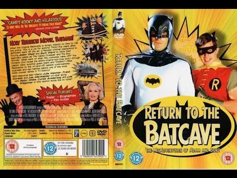 Batman - Return to the Batcave [German Ganzer Film]