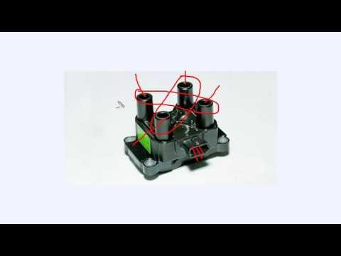 система зажигания инжекторного двигателя на карбюратор