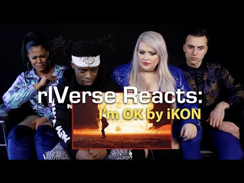rIVerse Reacts: I'm OK by iKON - M/V Reaction