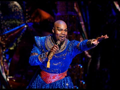 Aladdin The Musical - Australian Premiere