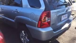 KIA SPORTAGE 2.0 EX 4X2 16V 4P 2010 - Carros usados e seminovos - Grafite Veículos - Curitiba-PR