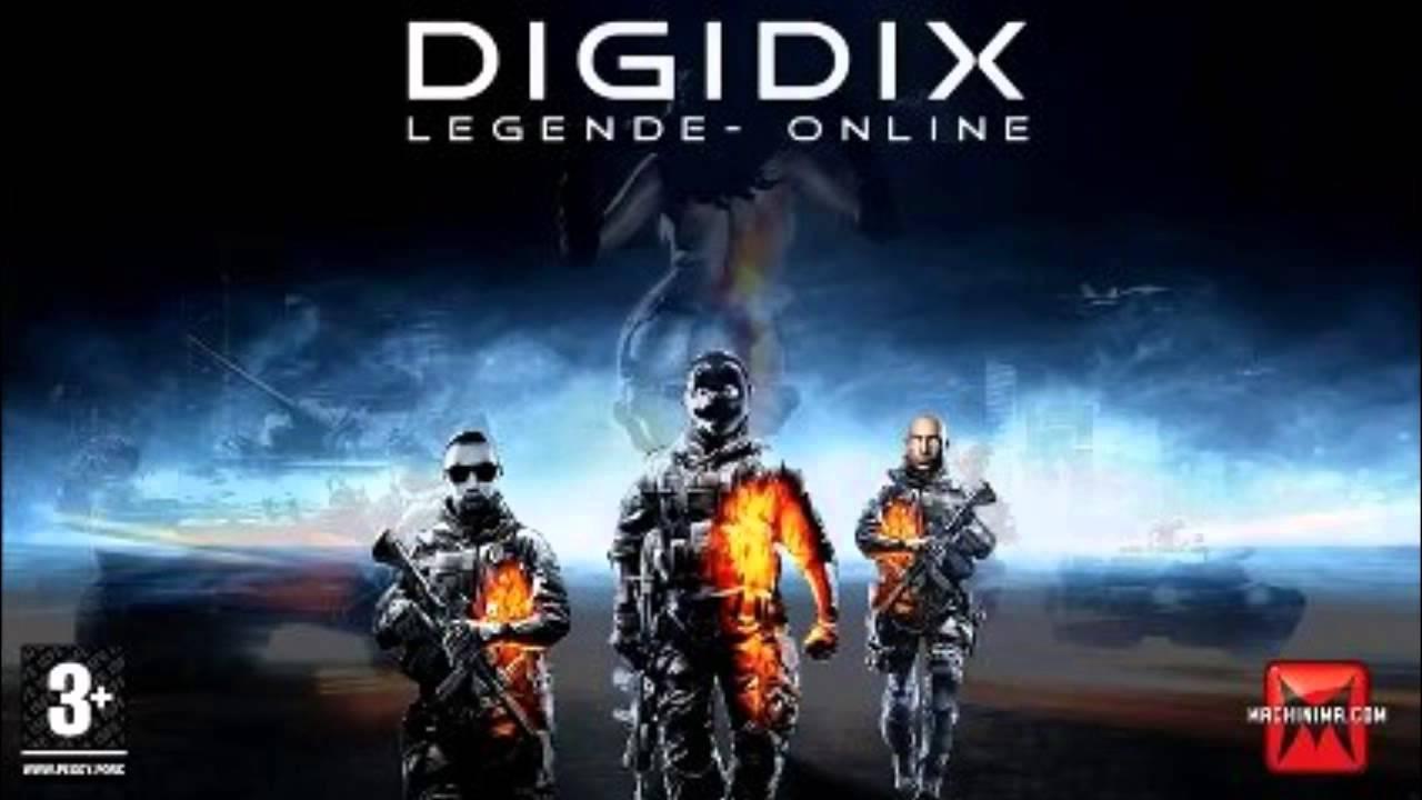 Compilation de tous les raps de DiGiDiX