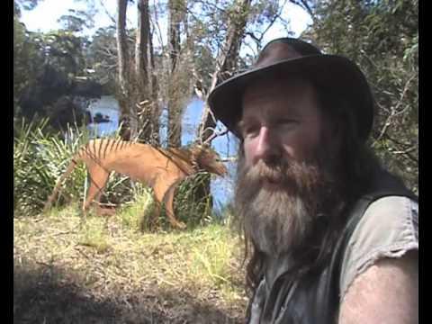 Tasmanian Tiger Clone