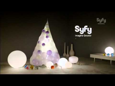 SYFY NL - Christmas Ident 2010 - Imagine Greater
