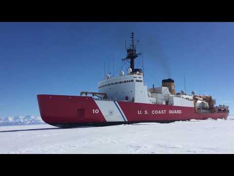 Only U S  Heavy Icebreaker Is Falling Apart On Antarctic