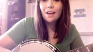 Here Comes My Baby (Cat Stevens Banjo Cover)
