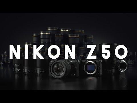 NIKON HA TOPPATO DI NUOVO - Una Settimana Con NIKON Z50
