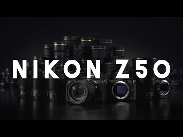 NIKON Z50 - Un flop che poteva sorprendermi