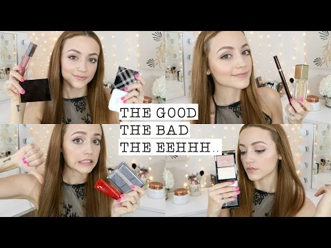 Luxury Makeup HITS & MISSES | What IS & ISN'T Worth The Money!