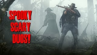 Hunt: Showdown - Spooky Scary Survival with Chat!