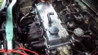 Alfie Nido Cylinder head sealant gasket application.wmv
