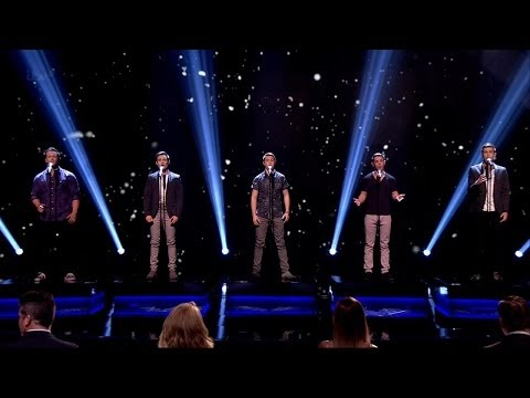 Britains Got Talent Season 8 SemiFinal Round 1 Collabro