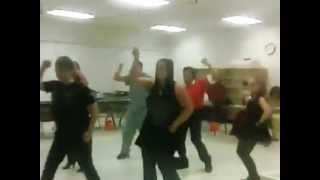 Great Basin College Halloween Party 2012- Gangnam Style Dance
