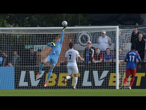 Boreham Wood Dagenham & Red. Goals And Highlights