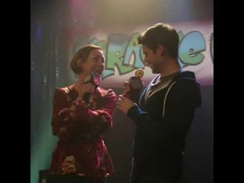 Supergirl Karaoke scene 3