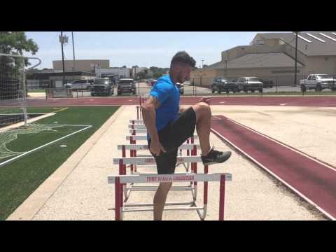 Hurdle Drills to Improve Mobility