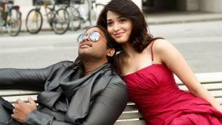 Badrinath Movie Song With Lyrics - In The Night (Aditya Music) - Allu Arjun, Tamanna Bhatia