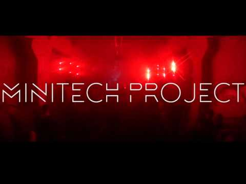 Minitech Project live @ RAW6 festival, Vilnius, Lithuania (Play 4n4 Techno Stage)