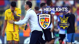 REZUMAT U21 | Romania - Ucraina 3-0 HIGHLIGHTS