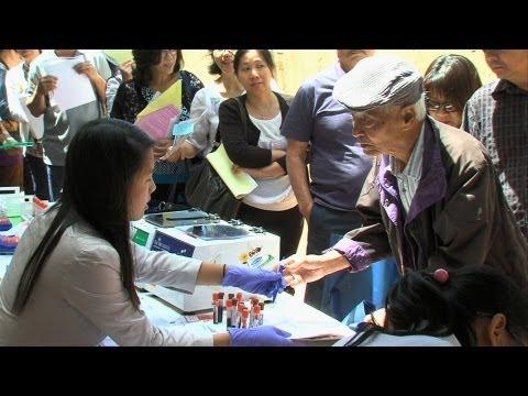 Hepatitis B Prevalent in San Diego