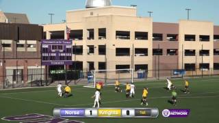 Andrew Avram Luther College Soccer 2016 Highlights