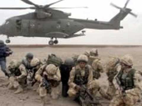 we were soldiers - sgt mackenzie