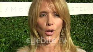 Rosanna Arquette on her favorite fragrances